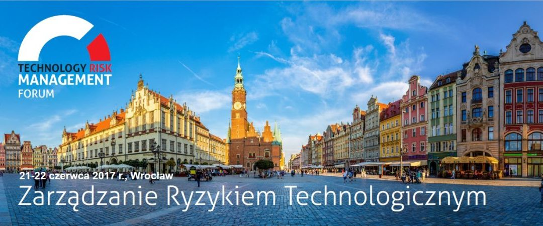 Jadę na Technology Risk Management Forum 2017!